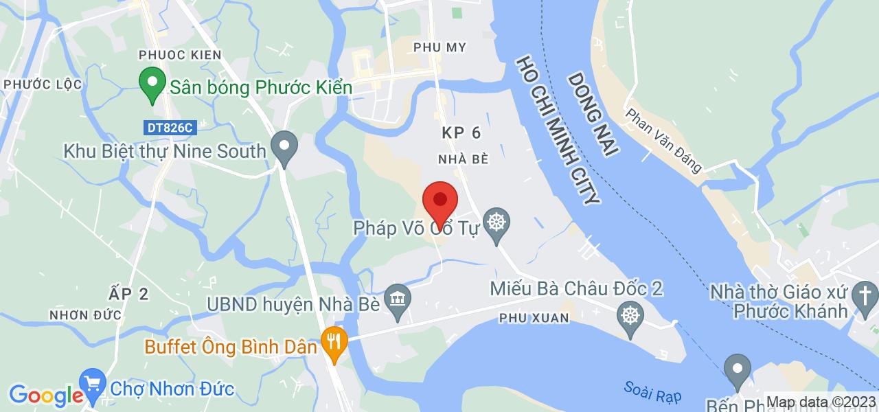 Địa chỉ Cần bán lô đất tại KDC Phú Xuân - Nhà Bè, cách UBND H. Nhà Bè 300m, 1tỷ300, SHR LH: 0934046340 An