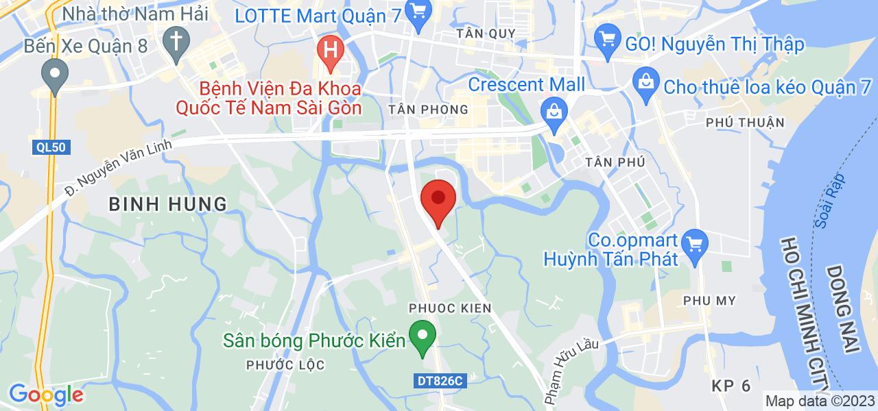 Địa chỉ Cho thuê shophouse chung cư Phú Hoàng Anh, mặt tiền Nguyễn Hữu Thọ LH: 0918199907