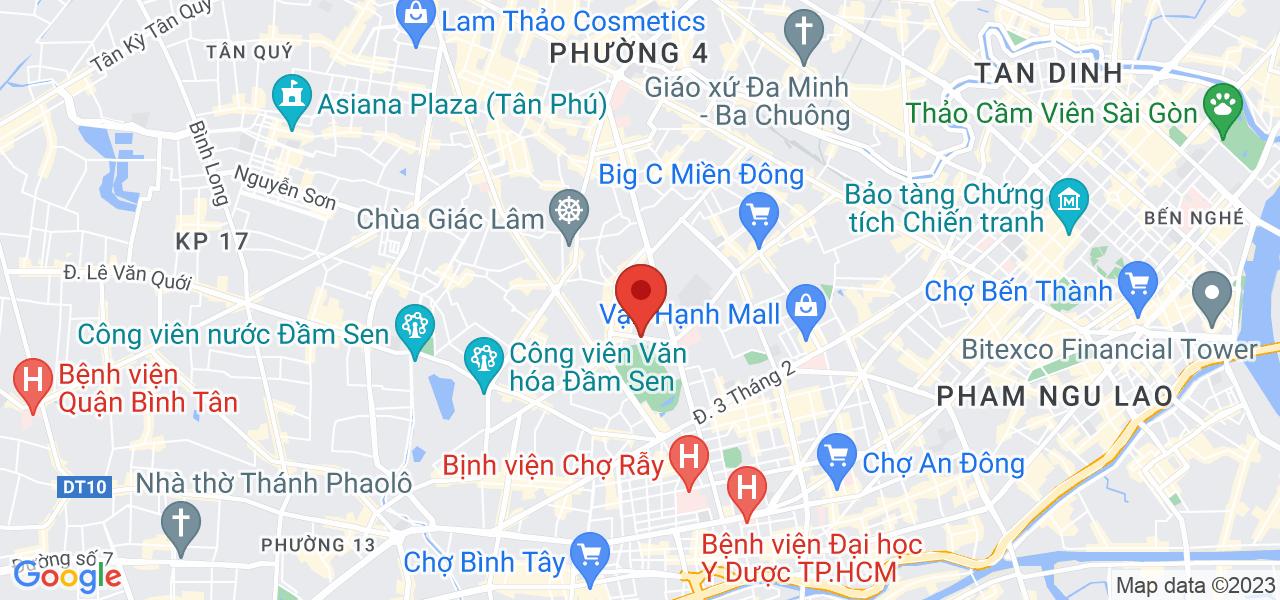 Địa chỉ Bán nhà mặt tiền đường Lữ Gia, Q11, đối diện nhà thi đấu Phú Thọ. DT 8x20m LH: 0919353828