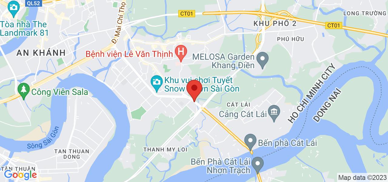 Địa chỉ Bán 2 lô đất MT Nguyễn Thị Định quận 2, liên kề UBND chợ chỉ 1tỷ2/nền, DT 80m2, SHR. LH 0938513545