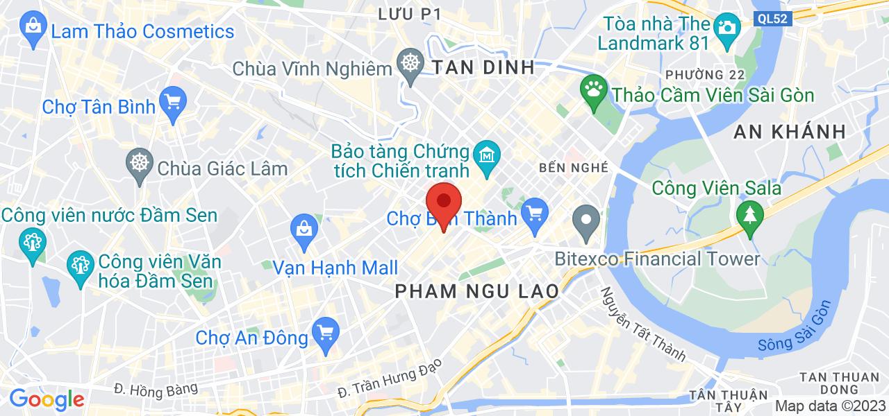 Địa chỉ Cho thuê văn phòng toà nhà Nikko building đường Võ Văn Tần, Quận 3, DT 140m2. LH: 0906.391.898