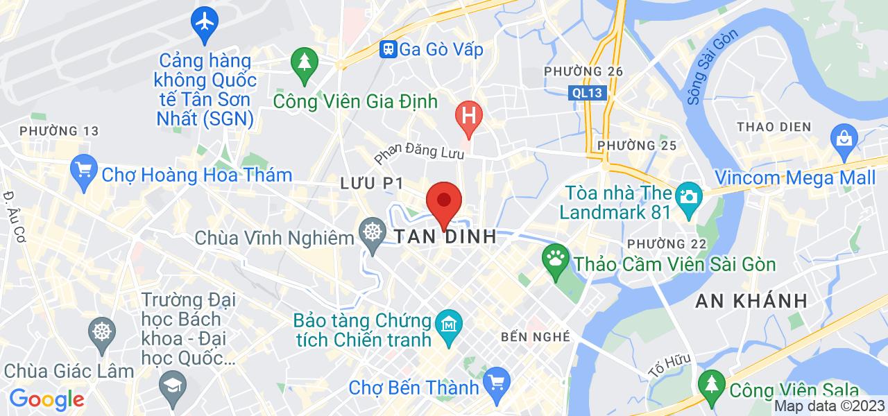 Địa chỉ Cho thuê nhà nguyên căn 3PN, Trần Khắc Chân, Q1. LH: 0938388183