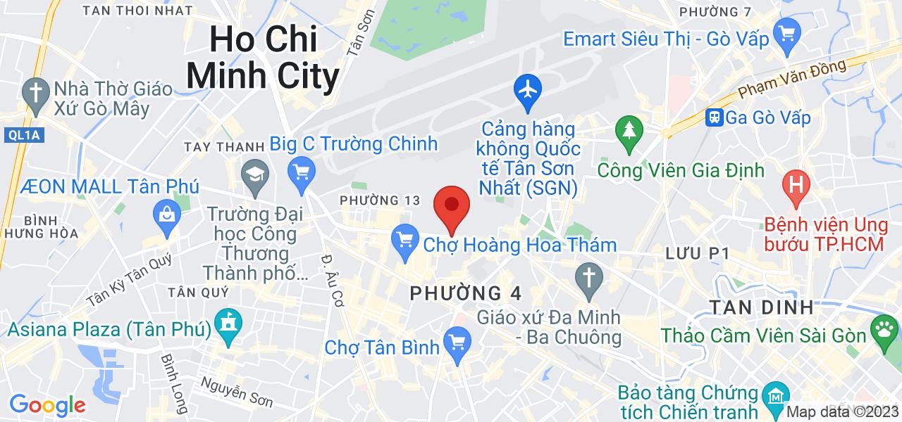 Địa chỉ Cho thuê căn hộ Sky Center, Tân Bình; 40m2, 1pn, giá; 10tr/th. LH: 0906 678 328