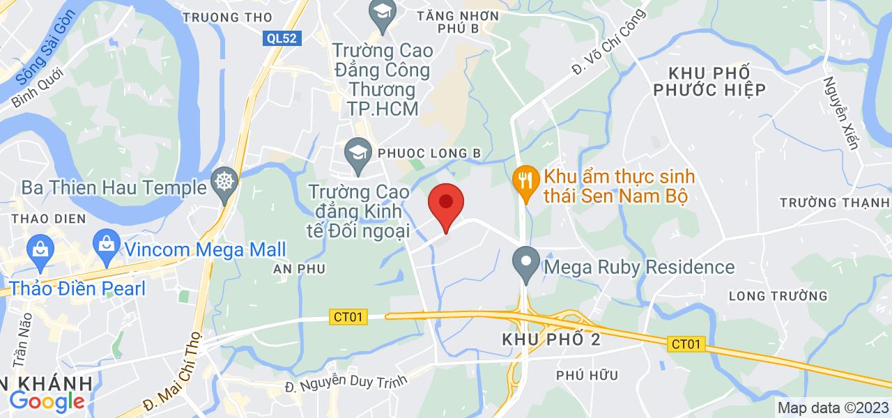 Địa chỉ Bán đất biệt thự view sông KDC Kiến Á, P. Phước Long B, quận 9, DT: 254m2, Giá 45tr/m2 LH: 0903383424