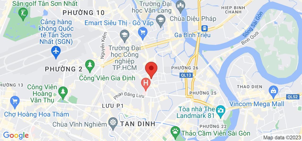 Địa chỉ Bán Nhà Hẻm (8m) Phan Văn Trị, Bình Thạnh, DT 10x22m, Trệt 3 Lầu ST, Giá 14.8 Tỷ LH: 0915228079