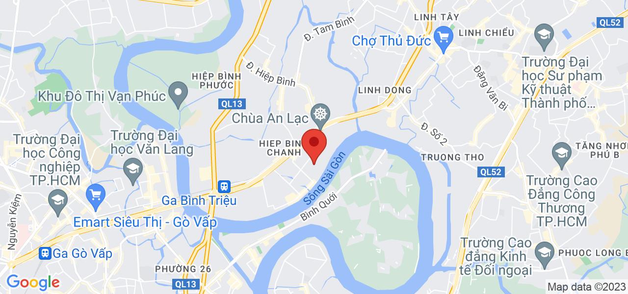 Địa chỉ Bán đất 58.6 m2 đường 26, Hiệp Bình Chánh sát Phạm Văn Đồng khu dân cư bên sông. LH 0963312609