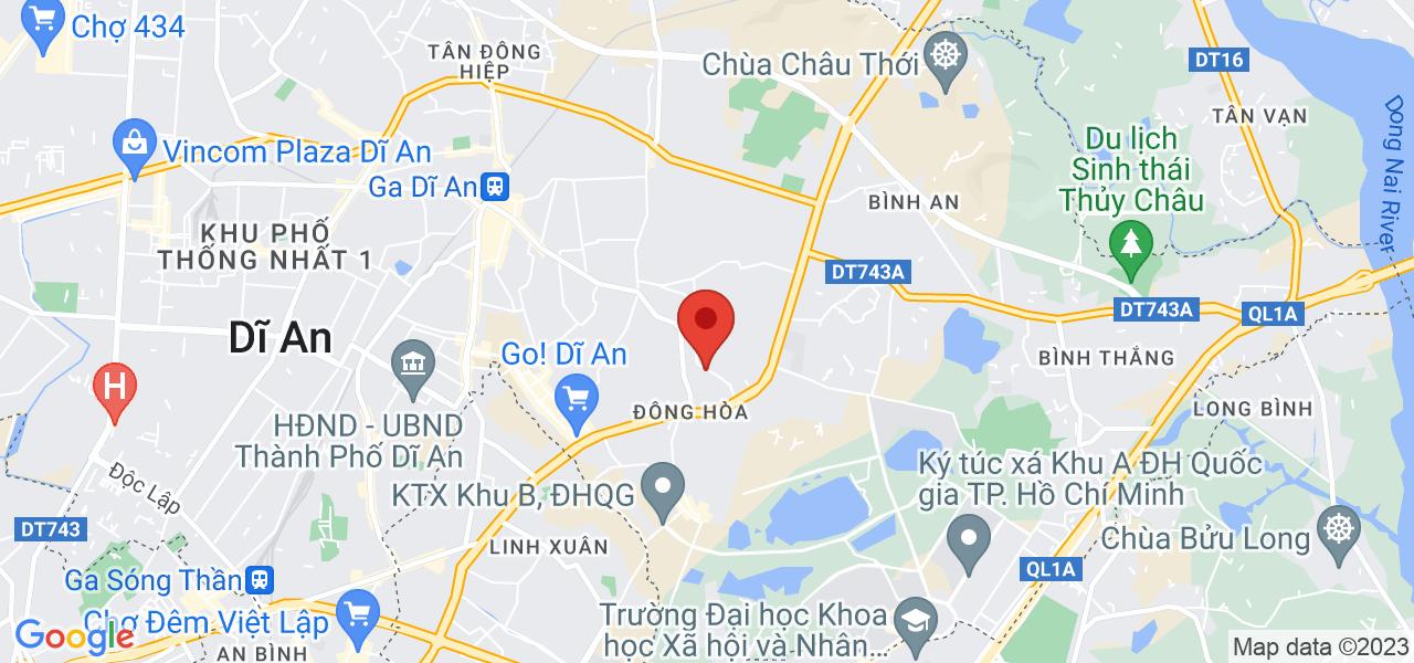 Địa chỉ Đất nền MT Nguyễn Hữu Cảnh, Dĩ An, giá chỉ 600tr, dt 80m2 (5X16m CN) XDTD, SHR. LH: 0976 151 834