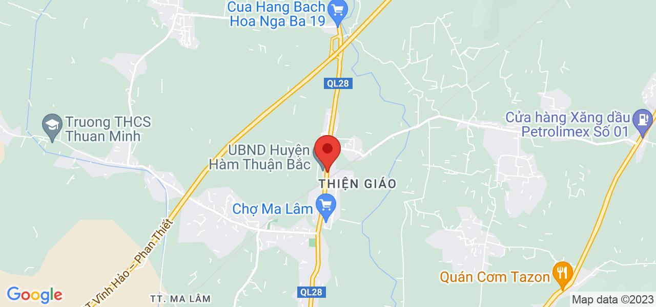 Địa chỉ Bán đất nền đầu tư Hàm Liêm, Hàm Thuận Bắc, gần Phan Thiết, 165tr/nền 100m2 thổ cư, LH 0969593959