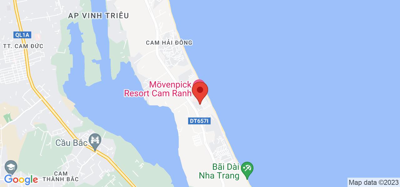 Địa chỉ MOVENPICK RESORT CAM RANH SỔ ĐỎ LÂU DÀI -TẶNG 4TỶ LH: 0853727531