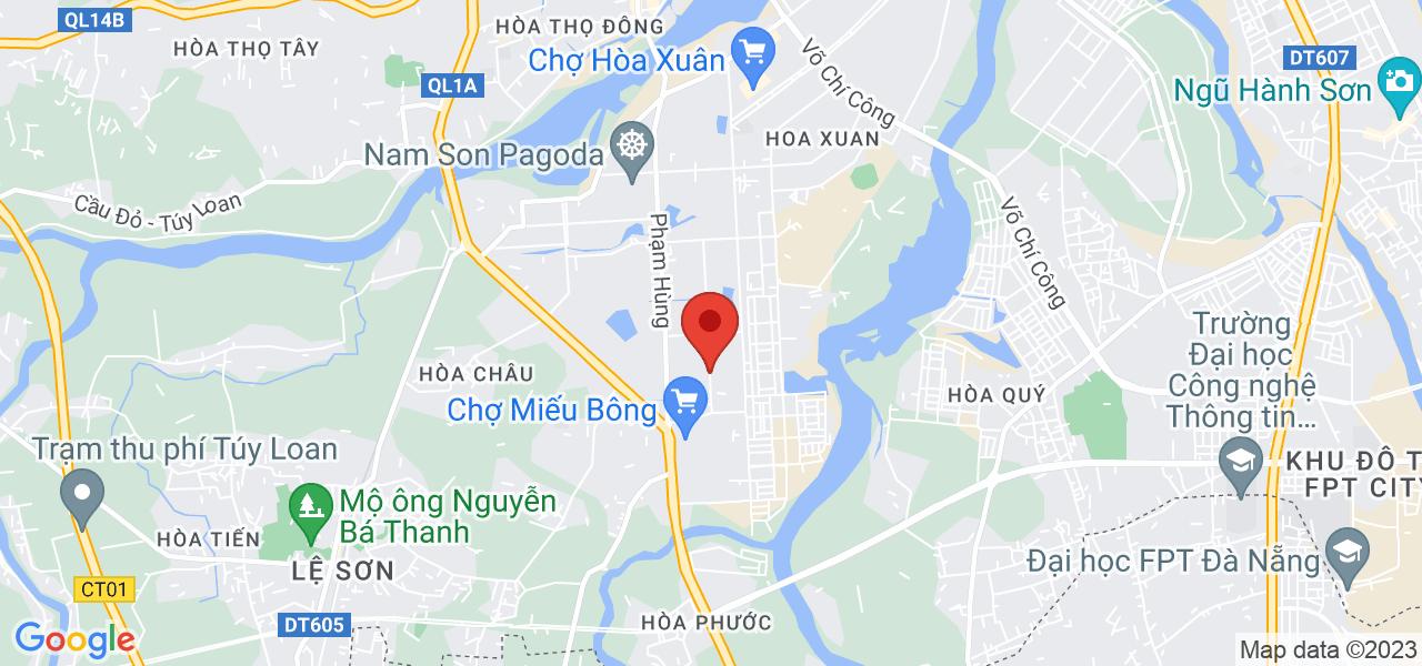 Địa chỉ Đất Đà Nẵng giá hợp lí, đất đường Đô Đốc Lân, 10m5 - Cẩm Lệ, giá 1,6 tỷ, LH: 0969 493 744
