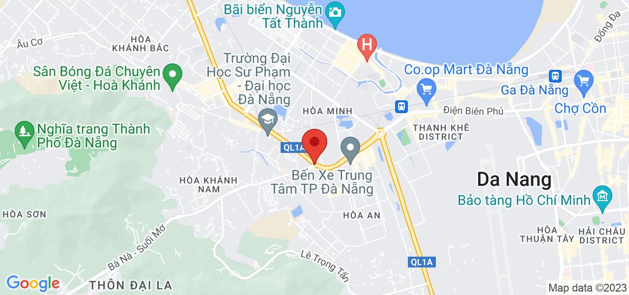 Địa chỉ Bán đất dự án New Đà Nẵng City đường Hoàng Văn Thái cạnh ĐH Duy tân: 0932.363.373