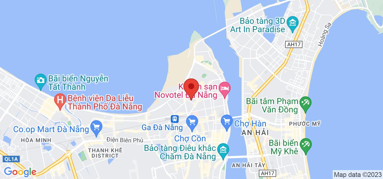 Địa chỉ Cho thuê văn phòng trong tòa nhà diện tích 50m2 trung tâm Đà Nẵng. LH BĐS Mizuland: 0919986800