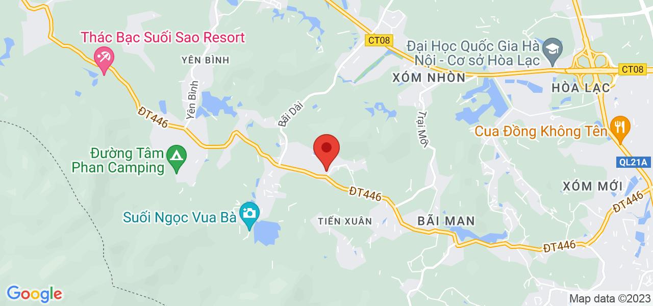 Địa chỉ Bán gấp lô đất thổ cư tại Tiến Xuân Thạch Thất Hòa Lạc LH: 0968175786