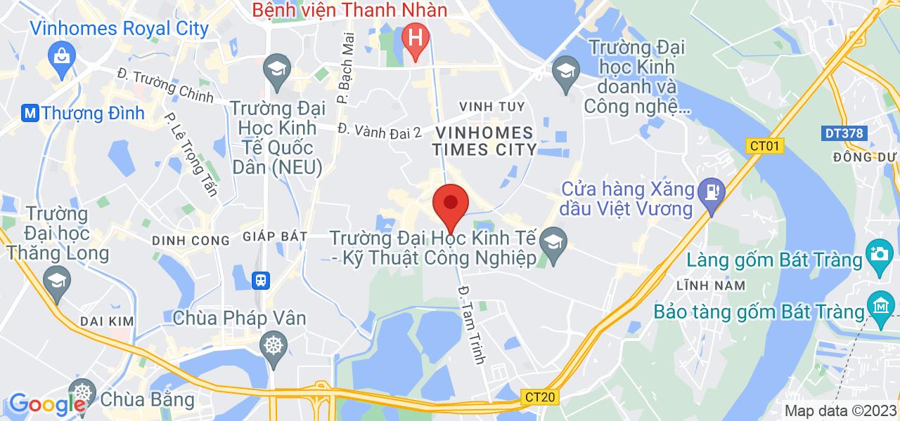 Địa chỉ Cho thuê nhà đẹp 4 tầng 2 mặt thoáng mới 100% - Định Công Thượng LH: 01299700000