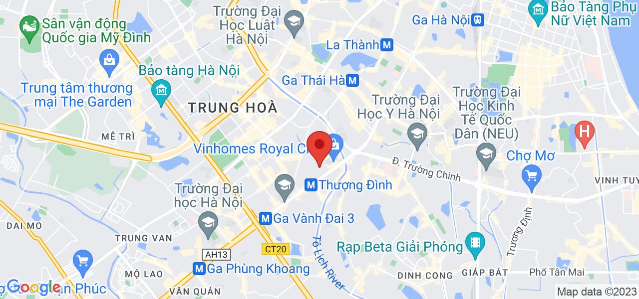 Địa chỉ Bán đất có nhà cấp 4 mặt ngõ 190 phố Nguyễn Trãi gần Royal City LH: 0987921888