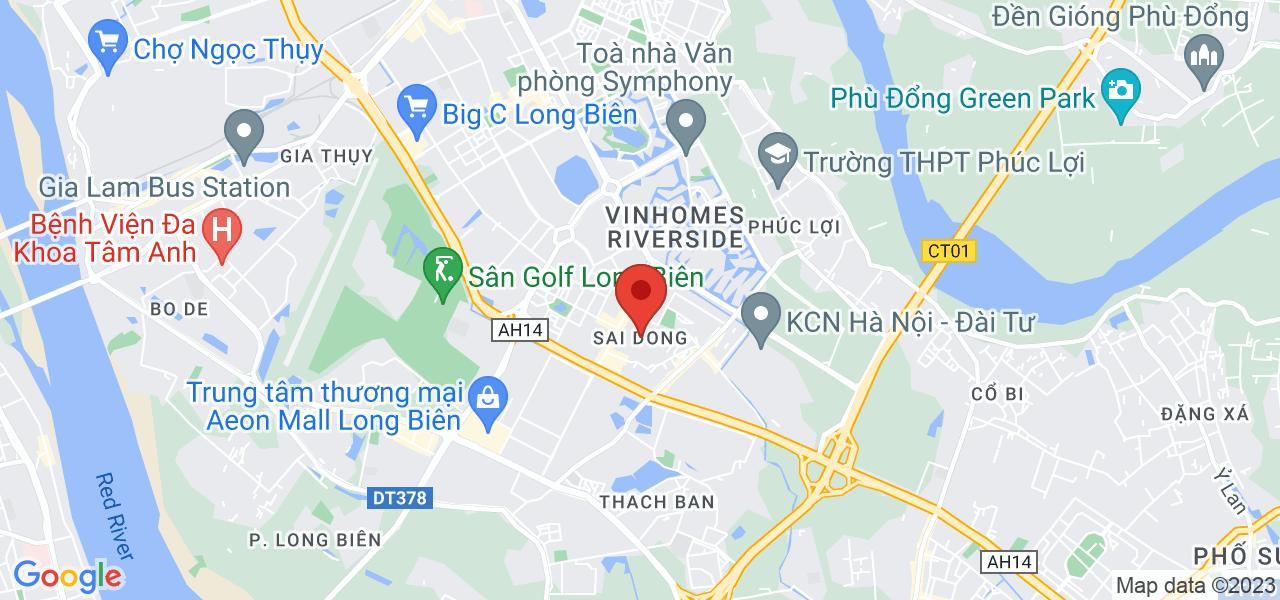 Địa chỉ Cho Thuê Nhà Biệt Thự Khu ĐT Mới Sài Đồng Long Biên HN dt260m2x4t giá 35tr LH: 0989365988