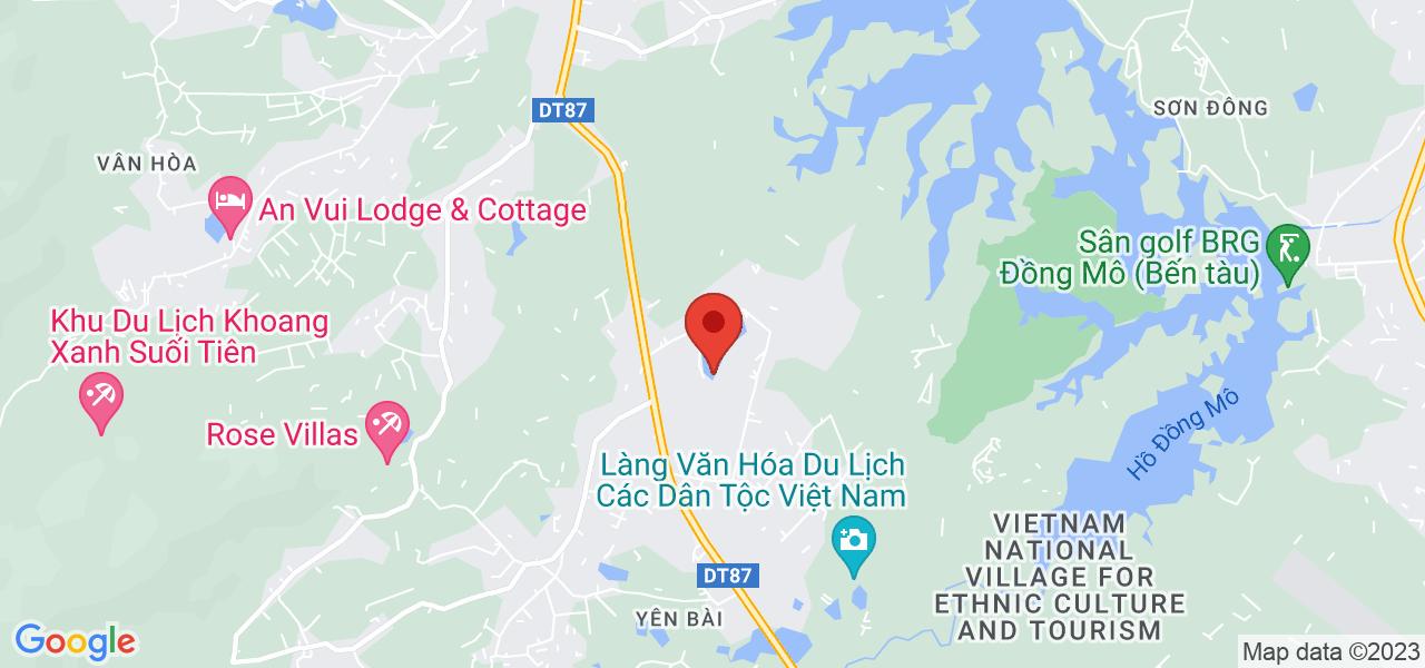 Địa chỉ Bán đất trang trại ven Hồ Sân Golf Đồng Mô diện tích 12.000m2 giá 3,8 tỷ Lh 0968928181