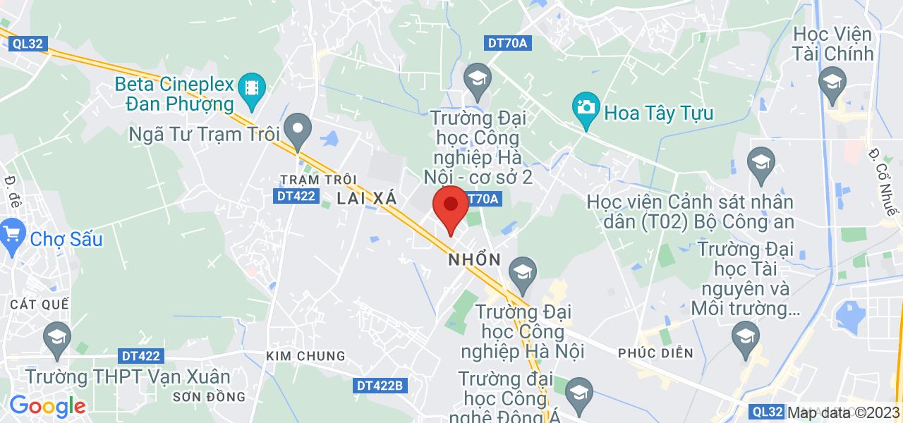 Địa chỉ 70m2 đất khu tập thể trung tâm 75 Lai Xá, Kim Chung, giá 38 tr/m2 LH: 0988030303