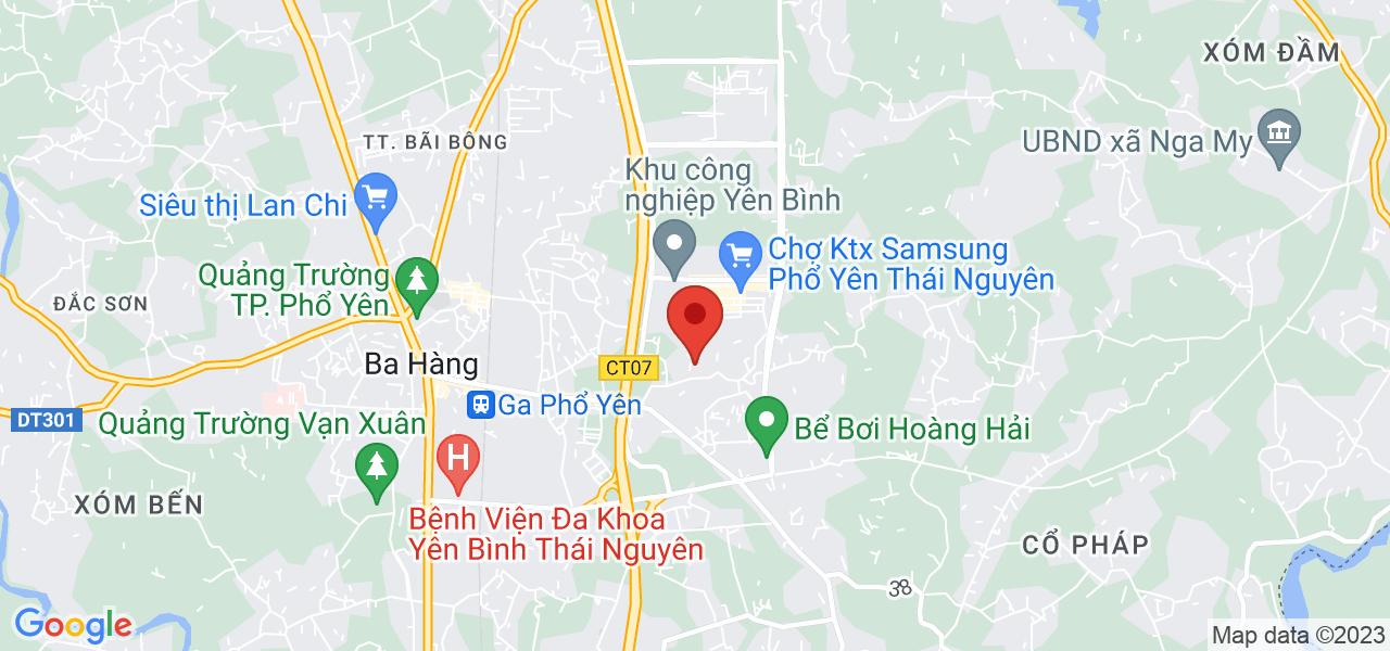 Địa chỉ Bán đất thổ cư khu công nghiệp Samsung Phổ Yên Thái Nguyên 0977736822
