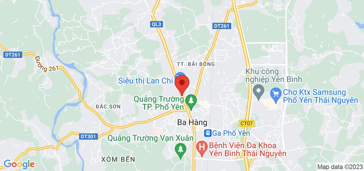 Địa chỉ Chỉ cần 390tr sở hữu ngay lô liền kề dự án Vinaconex 3 - Phổ Yên, lợi nhuận 30%/năm LH: 0837.810666 LH: 0837810666