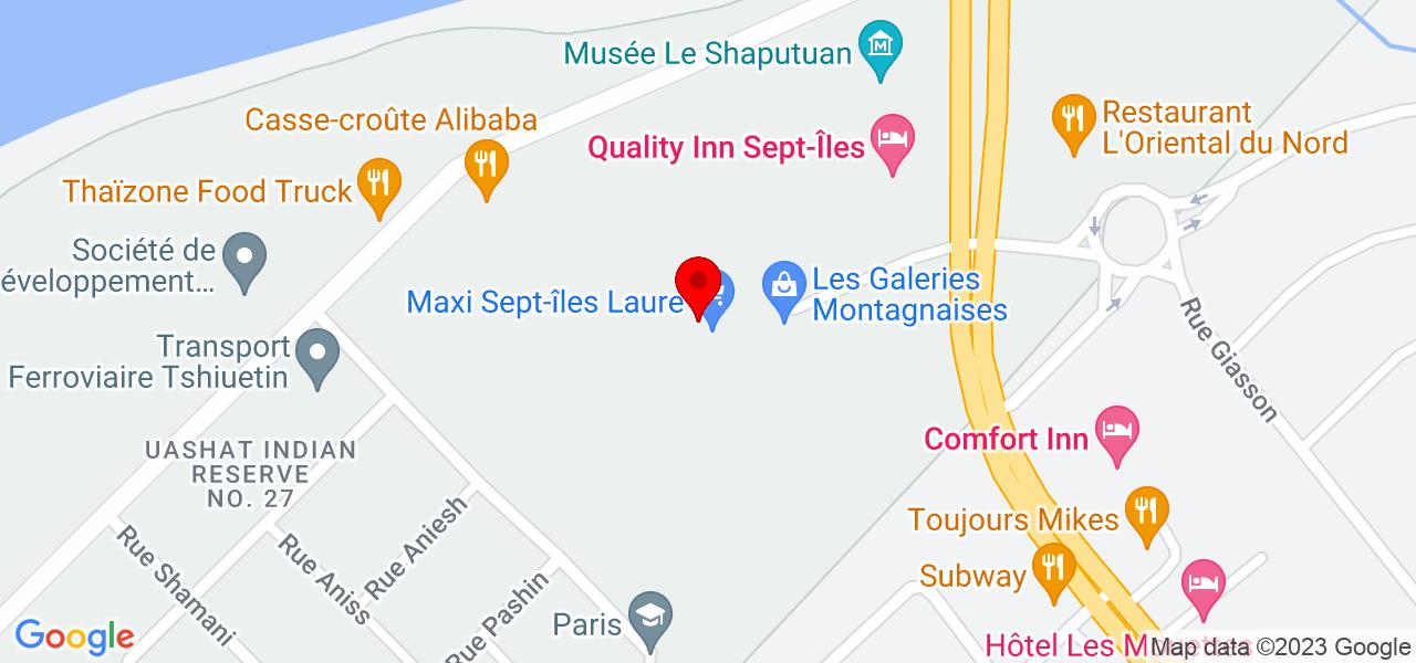 Rôtisserie St-Hubert - Sept-Îles