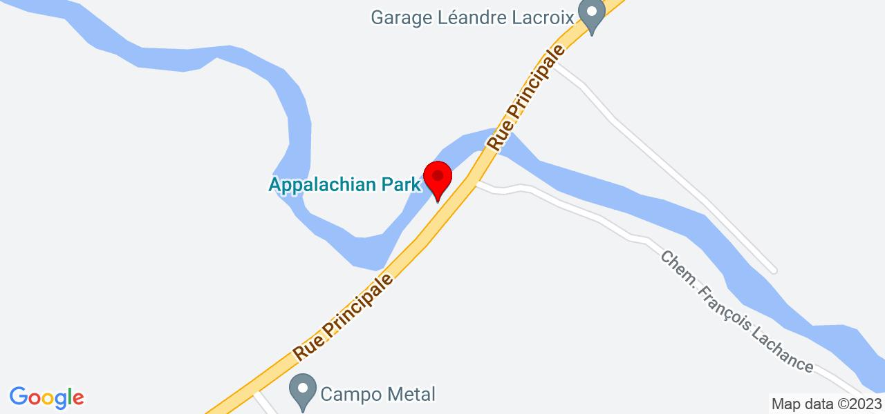 Parc des Appalaches