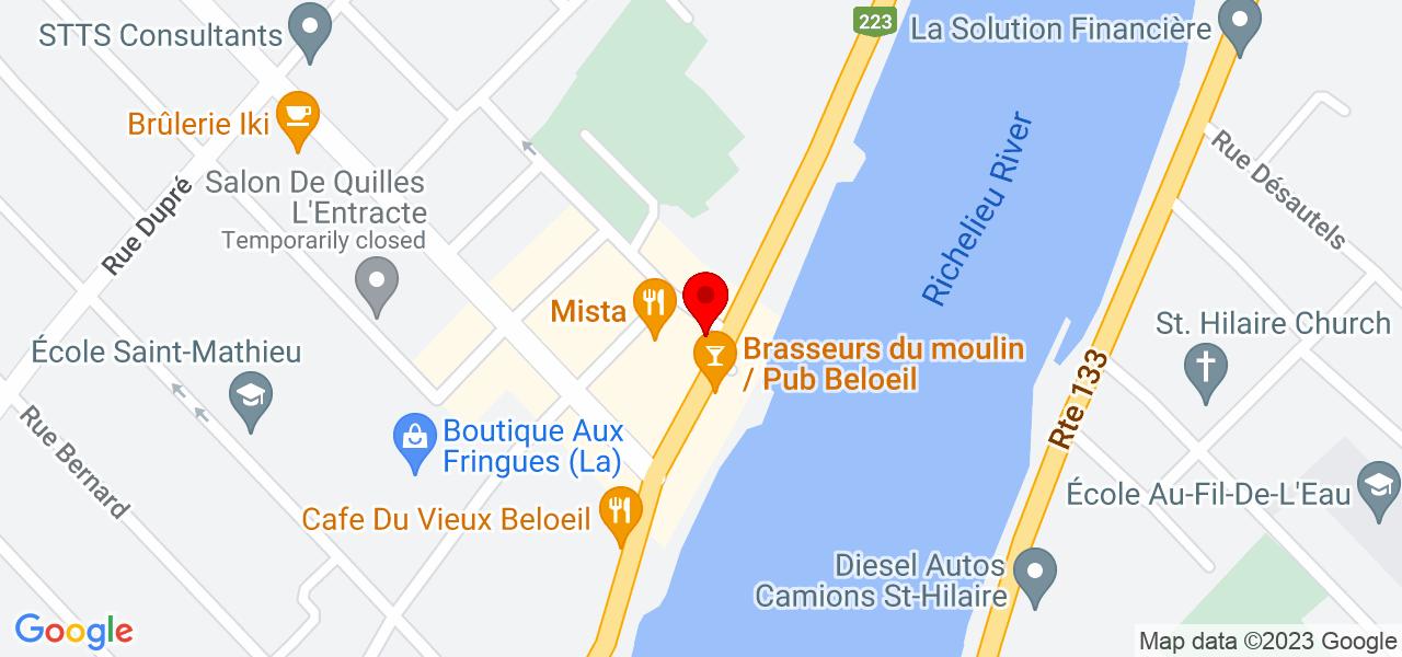 Restaurant Le Côte - Chef Oli