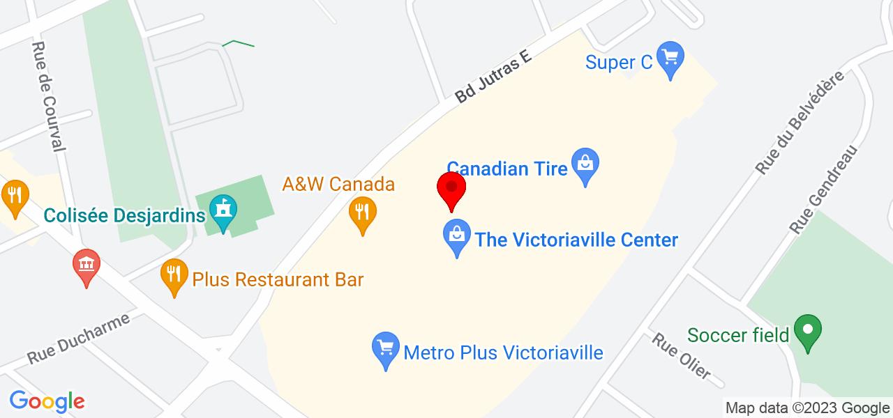 Lunettes Dépôt Victoriaville