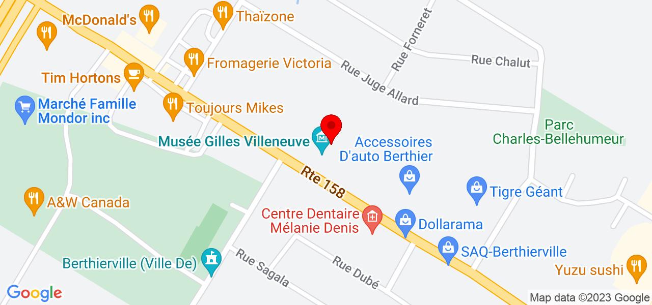Musée Gilles Villeneuve