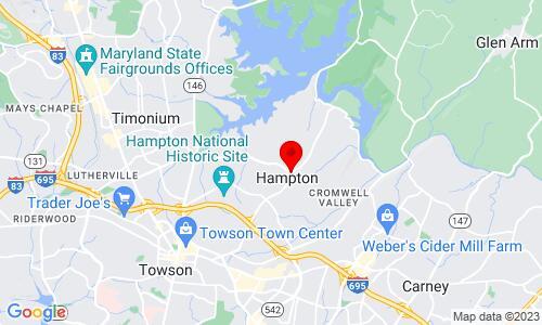 American Tree Service proudly serves the Hampton, Maryland Area