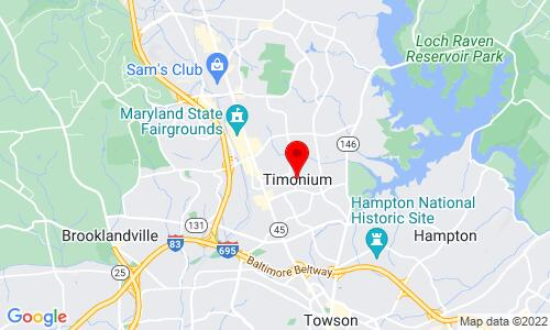 American Tree Service proudly serves the Lutherville, Maryland Area