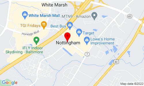 American Tree Service proudly serves the Nottingham, Maryland Area