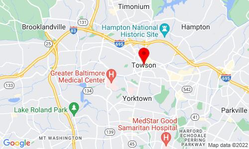 American Tree Service proudly serves the Towson, Maryland Area
