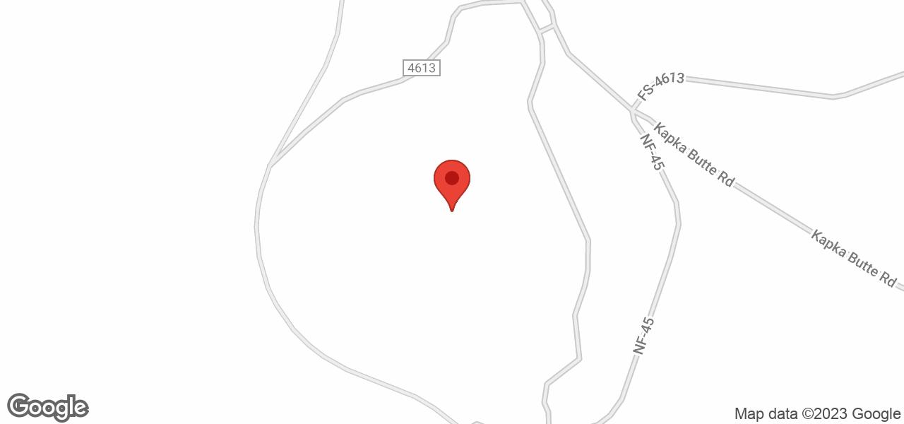 Edison Butte Sno-Park