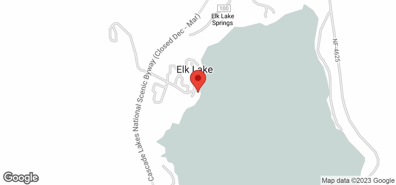 Elk Lake Guard Station