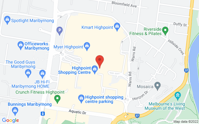 Google Map of Highpoint