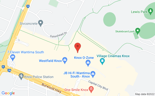 Google Map of Knox