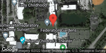 Locations for Sunday Coed Kickball/Kendall JCC (Spring 2020)