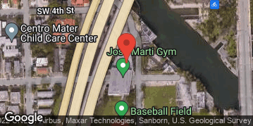 Locations for Wednesday Coed Kickball/Jose Marti Park (Winter 2020)