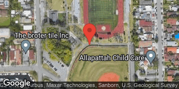 Locations for Thursday MEN'S Flag Football/Curtis Park (Fall 2018)