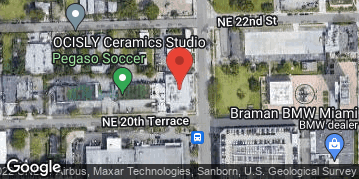 Locations for Tuesday Coed Soccer/Pegaso Wynwood (Fall 2019) - Canceled