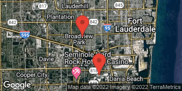 Locations for Tuesday Coed Softball - PJ Meli/Sunview Park (Winter 2019)