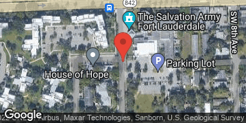 Locations for Thursday Open Basketball/Salvation Army (Winter 2019)