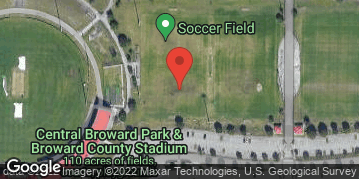 Locations for Monday Coed Soccer/Central Broward (Spring 2019)