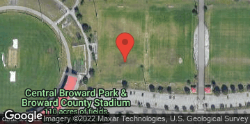 Locations for Tuesday Coed Soccer/Central Broward (Winter 2019)