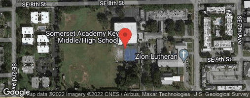 Locations for Tuesday Mens Basketball/Somerset Key Academy (Winter 2020)