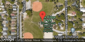 Locations for Monday Coed Sand Volleyball / Bee Ridge (Summer 2019)