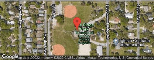 Locations for Monday Coed Sand Volleyball / Bee Ridge (Fall 2020)
