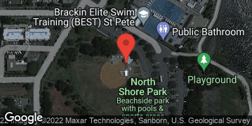 Locations for Friday Coed Kickball / Northshore (Fall 2019 - Quickie League)