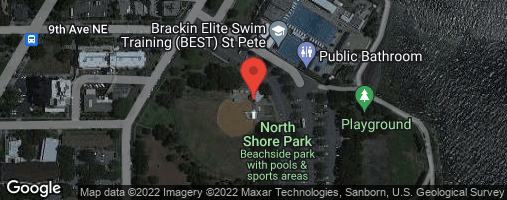 Locations for Monday Coed Kickball / Northshore (Winter 2020)